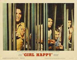 Girl Happy - 11 x 14 Movie Poster - Style C