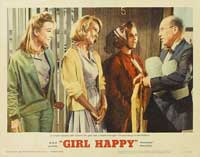 Girl Happy - 11 x 14 Movie Poster - Style G