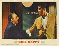 Girl Happy - 11 x 14 Movie Poster - Style I