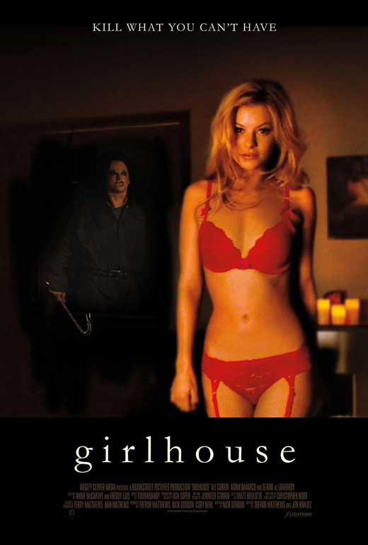 Girls Movie Posters Girl House