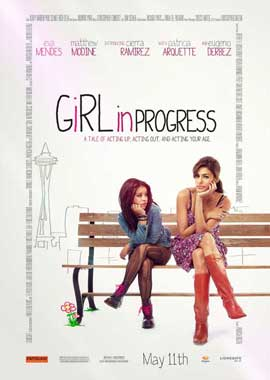 Girl in Progress - 27 x 40 Movie Poster - Style A