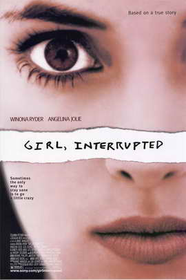 Girl, Interrupted - 27 x 40 Movie Poster - Style B