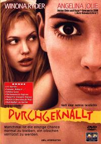 Girl, Interrupted - 27 x 40 Movie Poster - German Style A