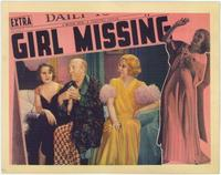 Girl Missing - 11 x 14 Movie Poster - Style A