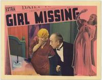 Girl Missing - 11 x 14 Movie Poster - Style B