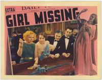 Girl Missing - 11 x 14 Movie Poster - Style D