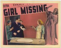 Girl Missing - 11 x 14 Movie Poster - Style E