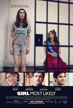 Girl Most Likely - 27 x 40 Movie Poster - Style A