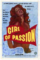 Girl of Passion - 11 x 17 Movie Poster - Style A