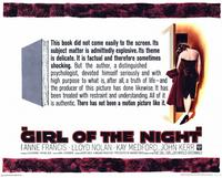 Girl of the Night - 11 x 14 Movie Poster - Style A