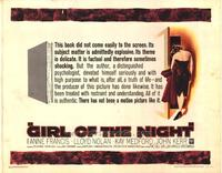Girl of the Night - 22 x 28 Movie Poster - Half Sheet Style A