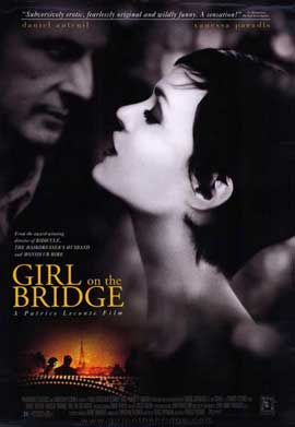 Girl On the Bridge - 11 x 17 Movie Poster - Style A