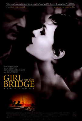 Girl On the Bridge - 27 x 40 Movie Poster - Style A