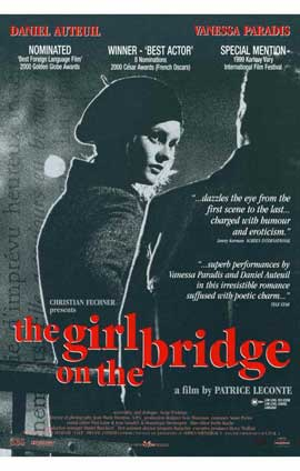Girl On the Bridge - 11 x 17 Movie Poster - Style B