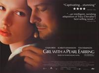 Girl with a Pearl Earring - 11 x 17 Movie Poster - Style C