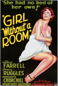 Girl Without a Room - 27 x 40 Movie Poster - Style A