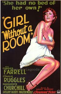Girl Without a Room - 27 x 40 Movie Poster - Style B