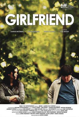 Girlfriend - 11 x 17 Movie Poster - Style A