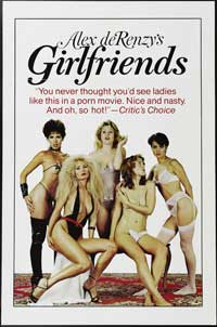 Girlfriends - 43 x 62 Movie Poster - Bus Shelter Style A