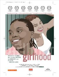 Girlhood - 43 x 62 Movie Poster - Bus Shelter Style A