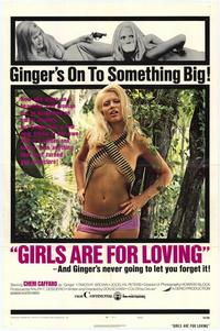 Girls Are for Loving - 27 x 40 Movie Poster - Style A