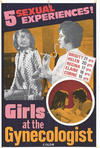 Girls at the Gynecologist - 27 x 40 Movie Poster - Style A