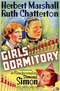 Girls Dormitory - 11 x 17 Movie Poster - Style A