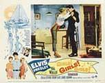 Girls! Girls! Girls! - 11 x 14 Movie Poster - Style C