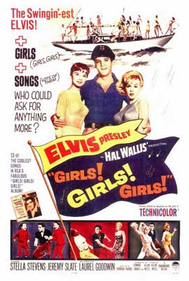 Girls! Girls! Girls! - 27 x 40 Movie Poster - Style A