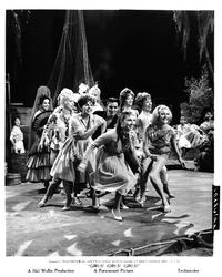 Girls! Girls! Girls! - 8 x 10 B&W Photo #5