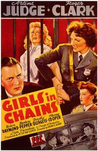 Girls in Chains - 11 x 17 Movie Poster - Style A
