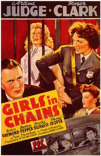 Girls in Chains - 27 x 40 Movie Poster - Style A