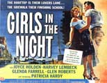Girls in the Night - 11 x 17 Movie Poster - Style A