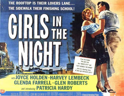 Girls in the Night movie