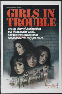 Girls in Trouble - 11 x 17 Movie Poster - Style A