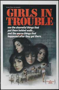 Girls in Trouble - 43 x 62 Movie Poster - Bus Shelter Style A