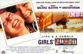 Girls' Night - 11 x 17 Movie Poster - Style B