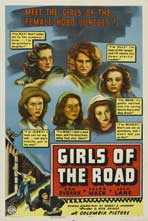 Girls of the Road - 27 x 40 Movie Poster - Style A