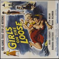 Girls on the Loose - 30 x 30 Movie Poster - Style A