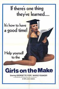 Girls On the Make - 11 x 17 Movie Poster - Style A