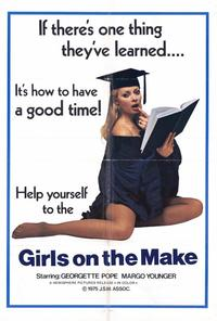 Girls On the Make - 27 x 40 Movie Poster - Style A