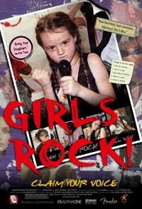 Girls Rock! - 11 x 17 Movie Poster - Style A