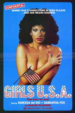 Girls U.S.A. - 11 x 17 Movie Poster - Style A