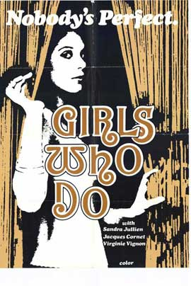 Girls Who Do - 11 x 17 Movie Poster - Style A