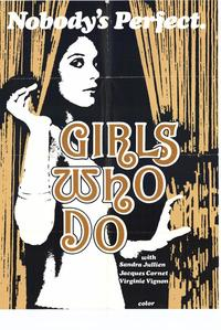 Girls Who Do - 27 x 40 Movie Poster - Style A