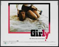 Girly - 30 x 40 Movie Poster UK - Style A