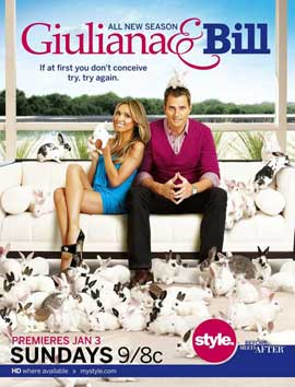 Giuliana & Bill (TV) - 11 x 17 TV Poster - Style A