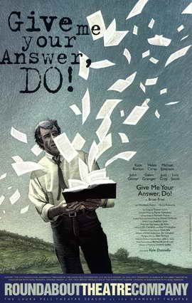 Give Me Your Answer DO! (Broadway) - 11 x 17 Poster - Style A