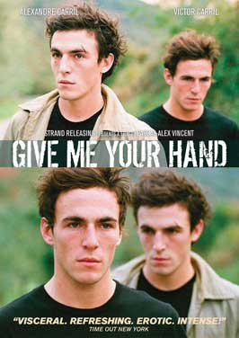 Give Me Your Hand - 11 x 17 Movie Poster - Style A