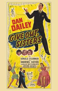 Give Out, Sisters - 27 x 40 Movie Poster - Style B